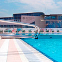 Fluidra installs the largest Olympic pool in Spain with a moving bottom and wall in the Swimming Club of Sabadell