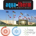 Aqua-Therm Moscow, International Exhibition of the water industry, will be held from 7 to 10 February 2012