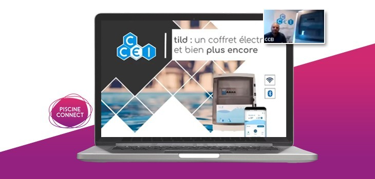 Webinar CCEI à Piscine Connect coffret TILD