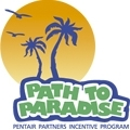 "2013 Pentair Partners Incentive Programm: ""Path to Paradise"""