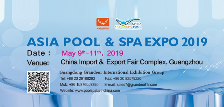 The Asia Pool & Spa Expo 2019
