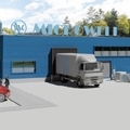 The new Microwell 3000m² production and warehouse site