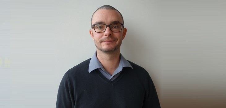 Nicolas DROUHIN, HAYWARD's new After-Sales Service Manager for Europe