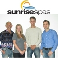 New team for the European Distribution Center of Sunrise Spas