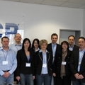 Stockists and partners meet at SCP Germany