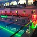 The revolutionary Waterpolo Visual System from Myrtha Pools was used during the water polo competitions at the Olympics