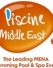 Piscine Middle East exhibition at Abu Dhabi : Ask for your free badge