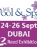Middle East Pool & Spa Exhibition kicks off September 24th