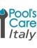 Pool's lancia Pool's Care Italy