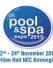 4th edition of UK Pool & Spa Expo only 3 months away