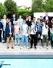 """Tre Sindaci mantovani accolgono gli studenti del primo Corso per """"Tecnico di Piscina"""""""