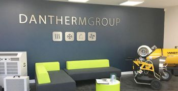 dantherm,calorex,pool,heating,cooling,dehumidification,offices,showroom