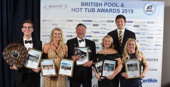 BISHTA and SPATA celebrate Industry Excellence with the annual British Pool & Hot Tub Awards