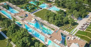 Fluidra to supply and install equipment for the Debrecen waterpark in Hungary