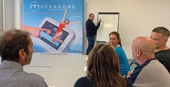 Hexagone, a booming business