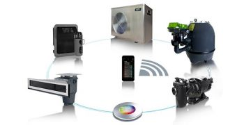 intelligente,pool,immer,sauber,halten,gepoolte,inteligenz,smart,home,system,iqnnect,peraqua