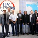 IPC team, which is the European association of telescopic swimming-pool and spa shelters' manufacturers and suppliers, has met
