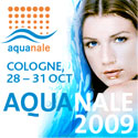 Aquanale 2009, the International Trade fair for Sauna, Pool  28th to 31st October