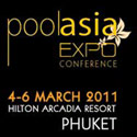 PoolAsia Expo & Conference 2011, moving Asia's pool market towards quality