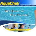 AquaChek refreshes its website