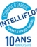 IntelliFlo® on the pool market for 10 years