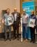 Il primo vincitore dei Premi aqua suisse e 8 nuovi tecnici di piscine