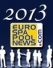 The eurospapoolnews team wishes you  a Happy New Year 2013