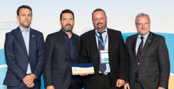 An innovative product to remedy the problem of over-stabilisation in pool water won the Innovation Trophies in Piscina & Wellness - Barcelona