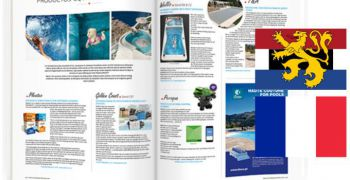 Communicate in the swimming pool and spa market in Benelux