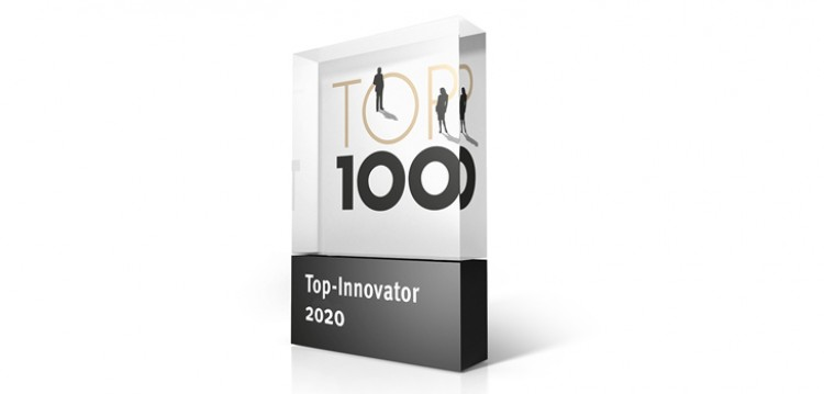 Trophée de l'innovation 2020 TOP 100