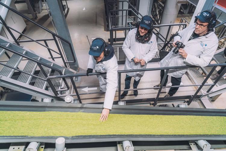 Visite usine processus fabrication AFM Dryden Aqua Suisse