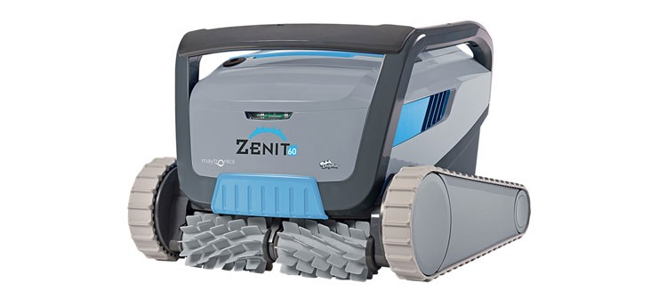 Zenit robotic pool cleaners Dolphin SCP UK