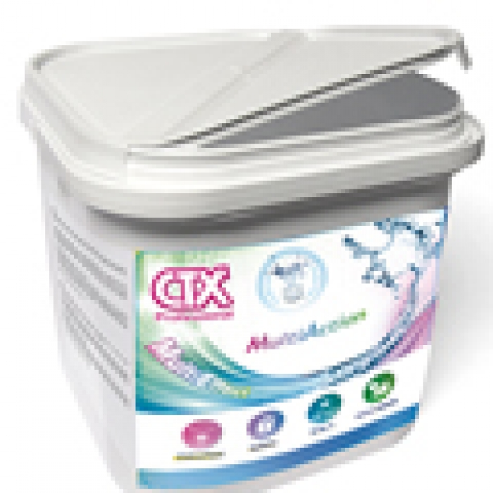 New CTX multipurpose tablets: an easy option to clean the pool water