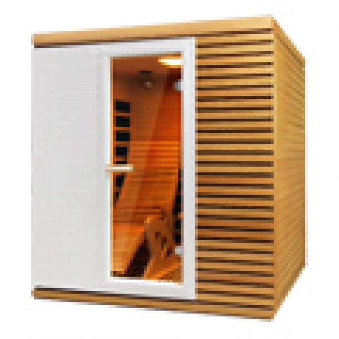 la famille des saunas haut de gamme accueille une nouvelle marque