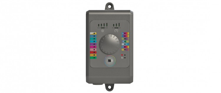 BRiO WiL, contrôleur LED