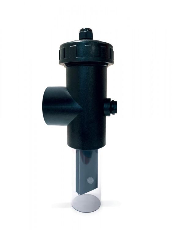 cellule de l'électrolyseur au sel pour piscine avec Bluetooth intégré Salt & Swim 2.0 Plus d'Hayward