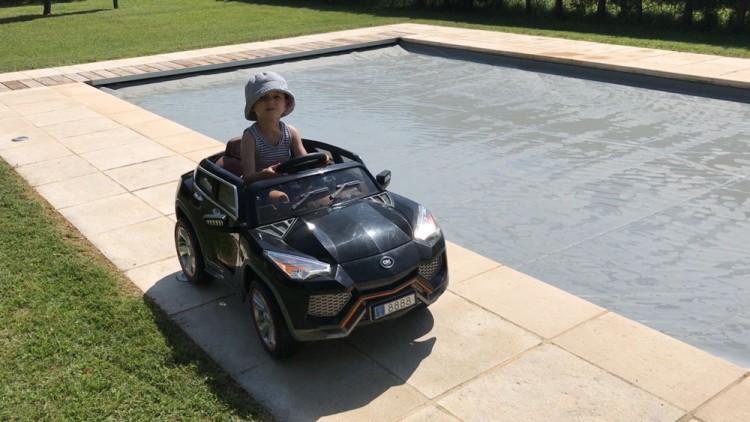 Couverure automatique sécurité piscine Technics and Application