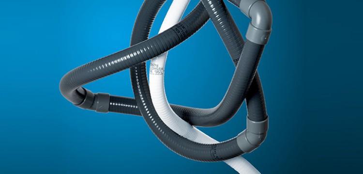 Tuyaux flexibles piscine hydrotubo d'Espiroflex