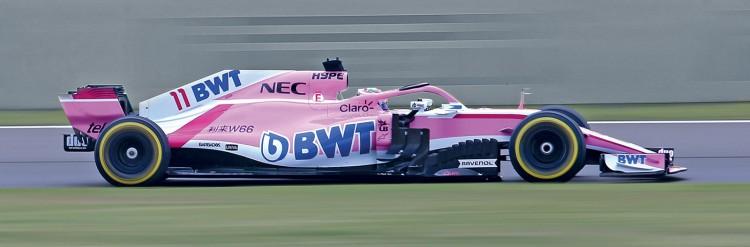 BWT Sponsor Formule 1