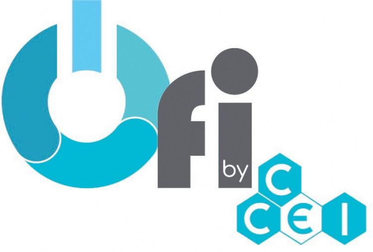 Nouveau logo Ofi CCEI