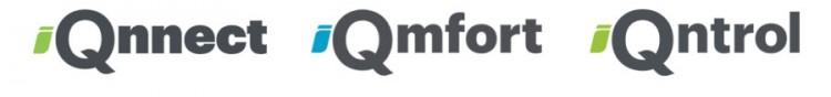 iQ Pooled Intelligence 4.0 Peraqua logos