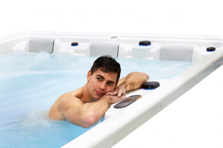 hydromassages swimspa