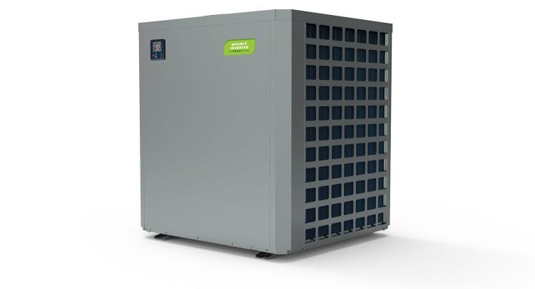 Pompe à chaleur piscine Smart Plus Inverter à ventilation verticale