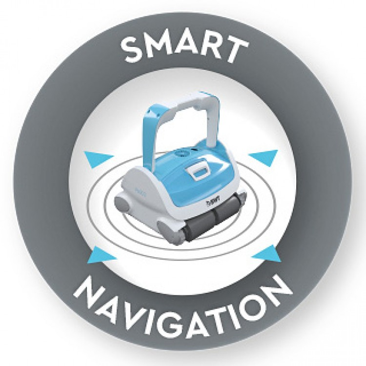 Pictogramme Smart Navigation