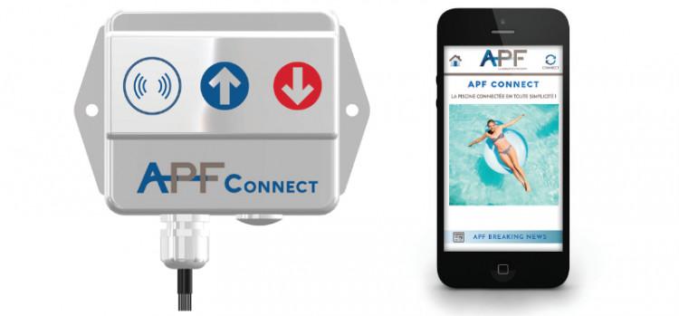 Pilotage à distance couverture piscine Cover Control APF