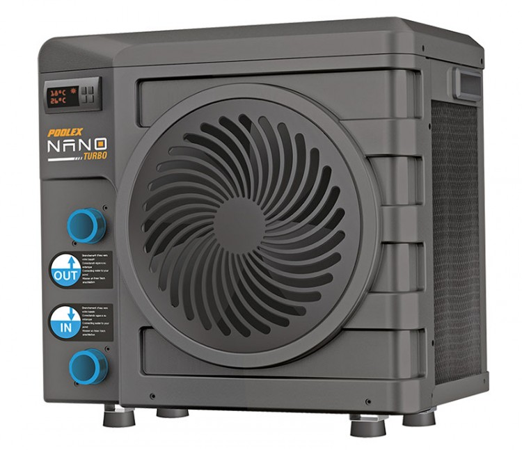 pompe chaleur piscine POOLEX Nano Turbo