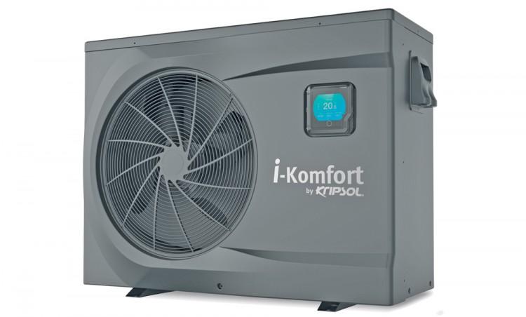 pompe à chaleur piscine i-Komfort RC Full Inverter Kripsol