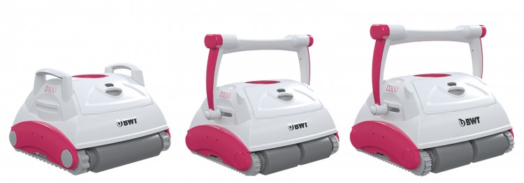 robotic cleaner for DIY BWT D line