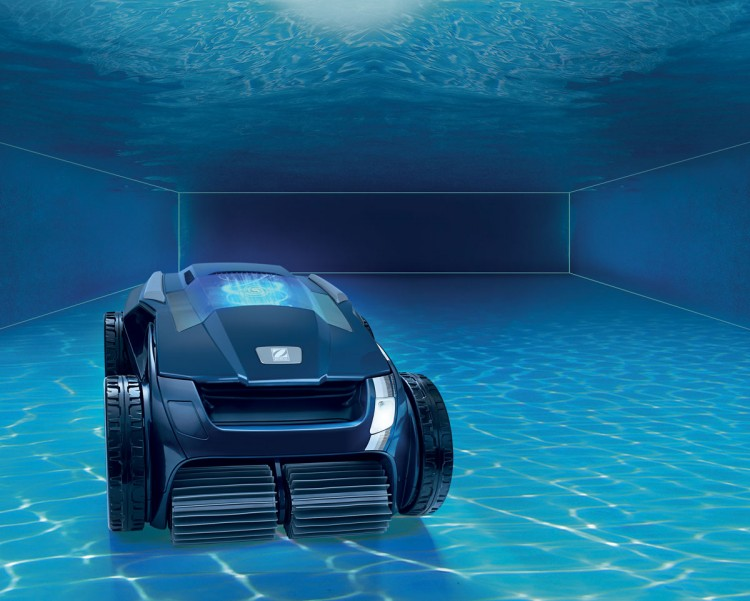 convergence pool cleaning technologies pool robots Alpha iQ Zodiac