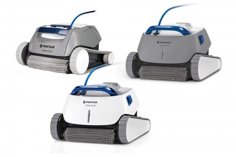 Limpiafondos eléctricos Prowler 917, 920 y 930 TradeGarde pentair